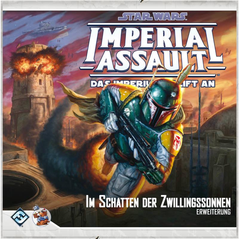 Star Wars: Imperial Assault - Im Schatten der Zwillingssonnen | © Heidelberger Spieleverlag