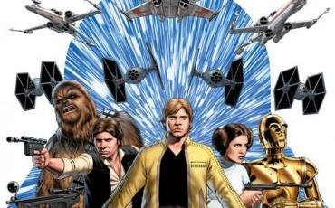 Star Wars: Skywalker schlägt zu | © Panini