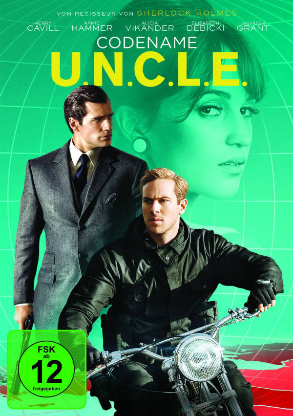 Codename U.N.C.L.E. | © Warner Home Video