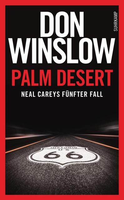 Palm Desert von Don Winslow | © Suhrkamp Verlag