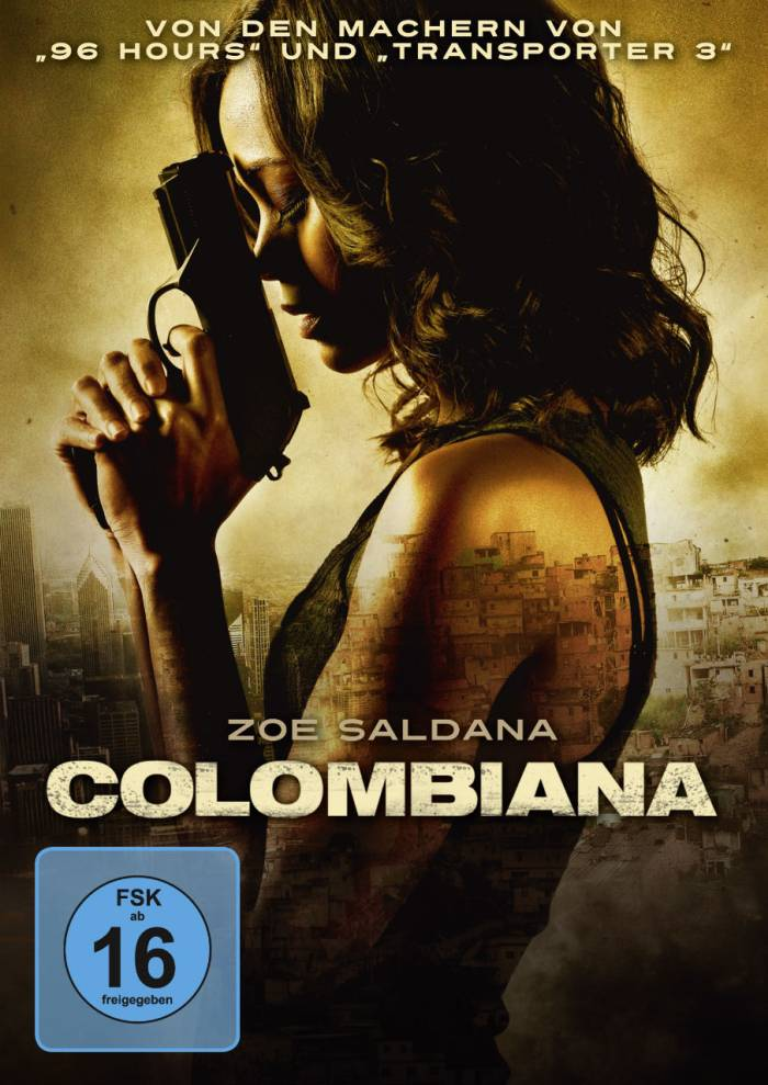 Colombiana | © Universum Film