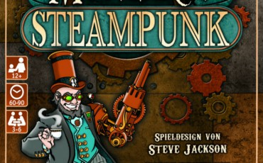 Munchkin Steampunk | © Pegasus Spiele