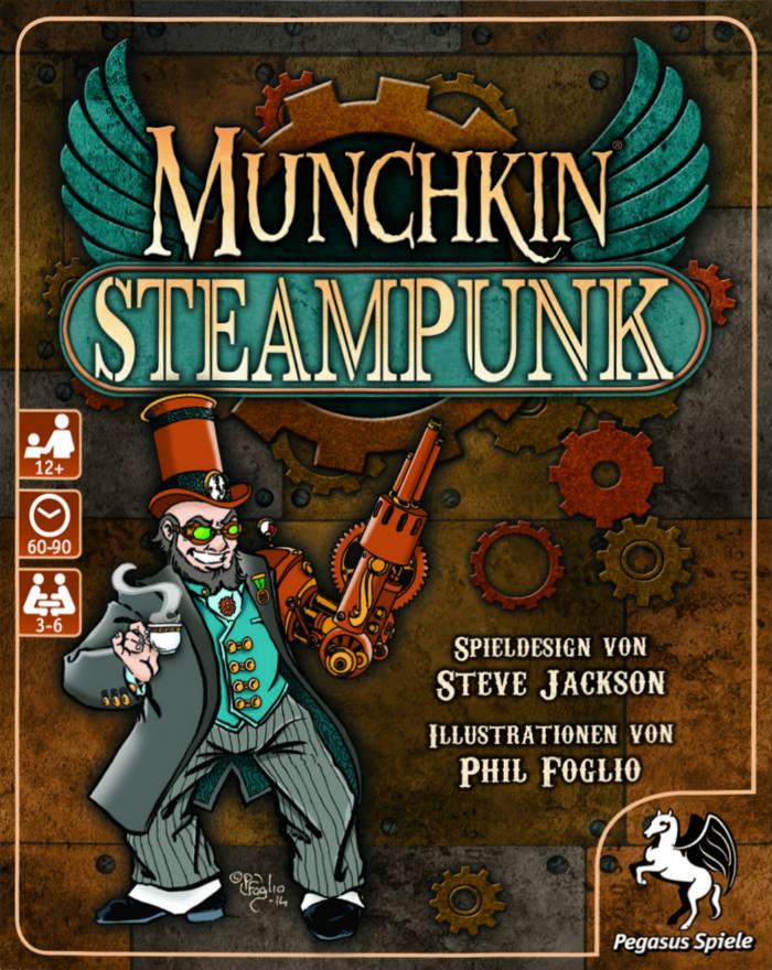 Steampunk Spiele