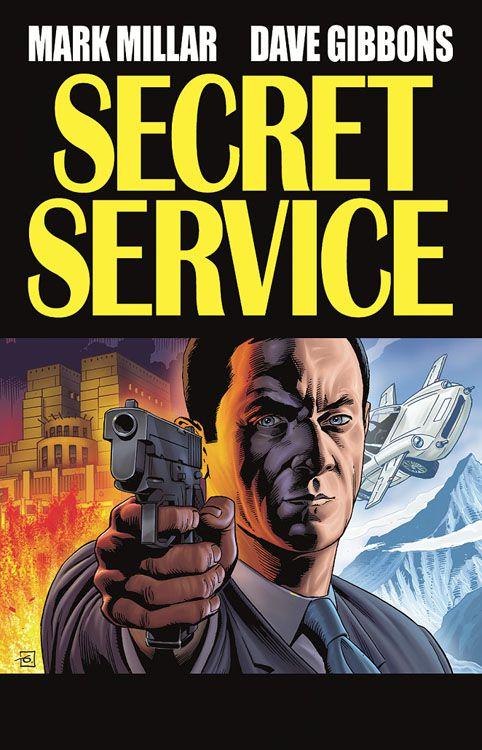 Secret Service | © Panini