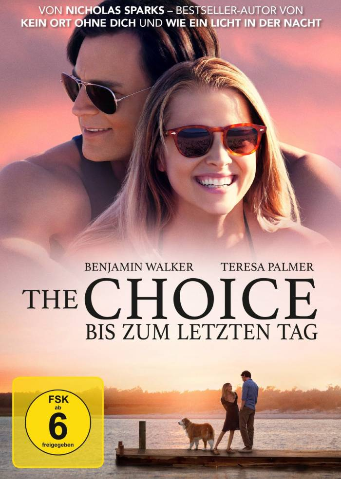 The Choice - Bis zum letzten Tag | © Universum Film