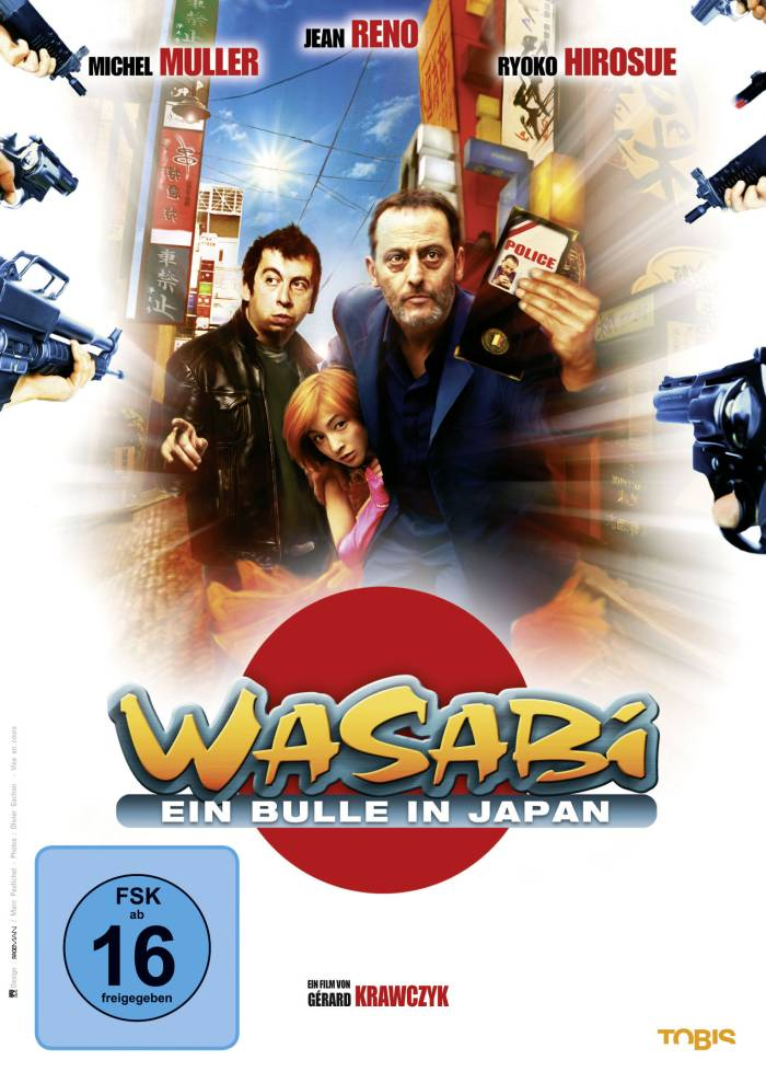 Wasabi - Ein Bulle in Japan | © Universum Film