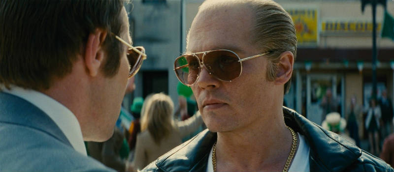 Szenenbild aus Black Mass | © Warner Home Video