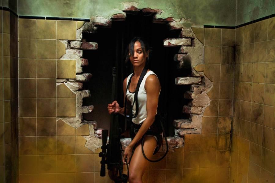 Szenenbild aus Colombiana | © Universum Film