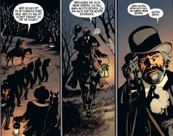 Ausschnitt aus Django Unchained | © Eichborn Verlag