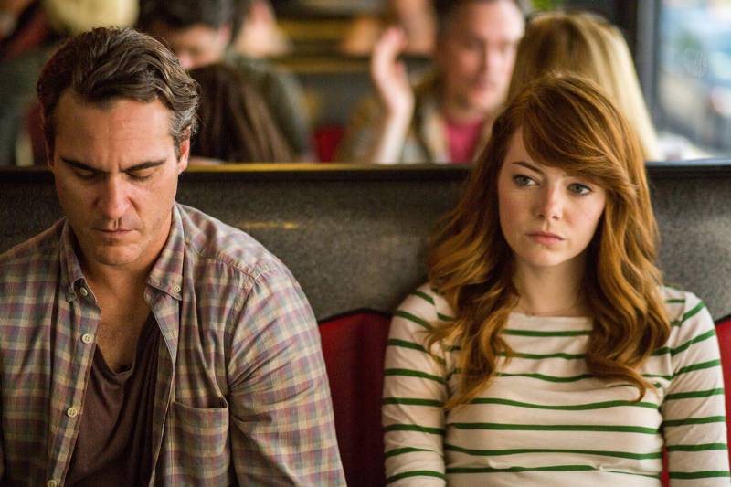 Szenenbild aus Irrational Man | © Warner Home Video