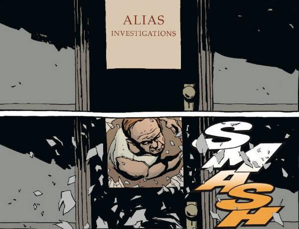 Ausschnitt aus Jessica Jones: Alias 1 | © Panini