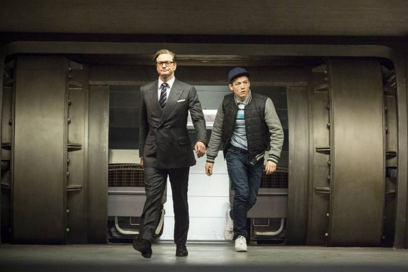 Szenenbild aus Kingsman: The Secret Service | © Twentieth Century Fox