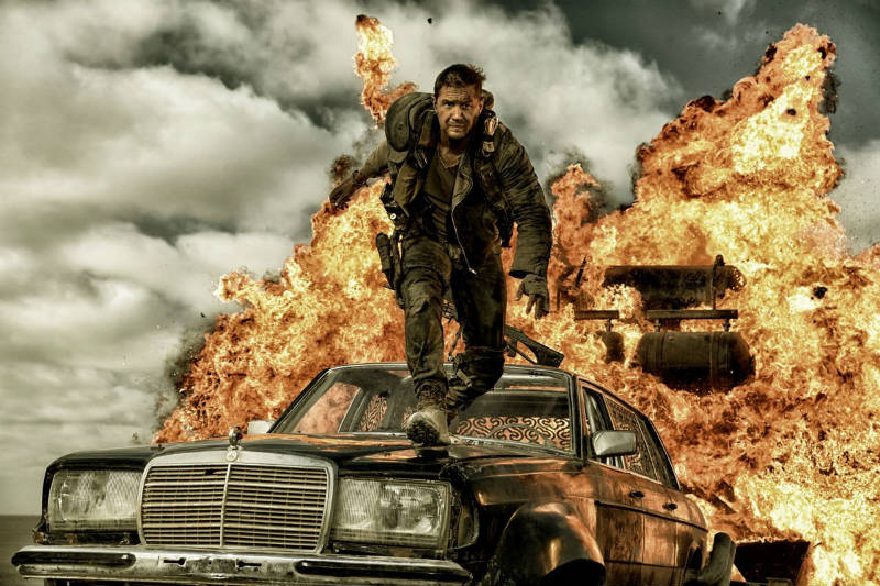 Szenenbild aus Mad Max: Fury Road | © Warner Home Video