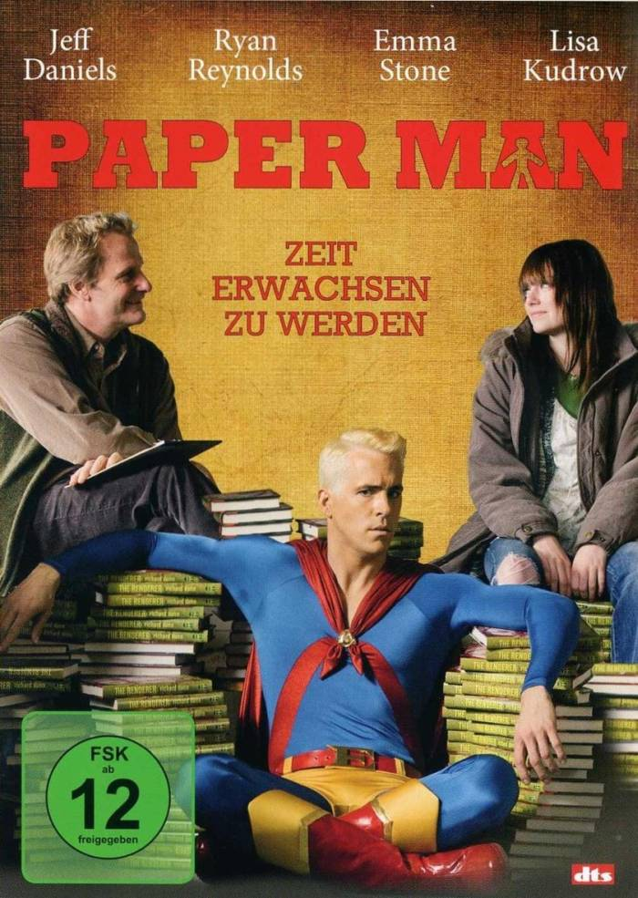 Paper Man - Zeit erwachsen zu werden | © Koch Media