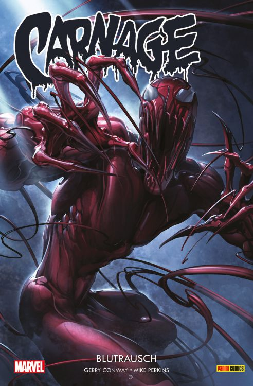 Carnage 1: Blutrausch | © Panini