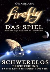 Firefly - Das Spiel - Schwerelos
