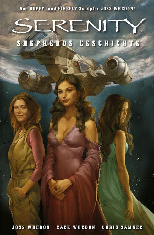 Serenity 3: Shepherds Geschichte | © Panini