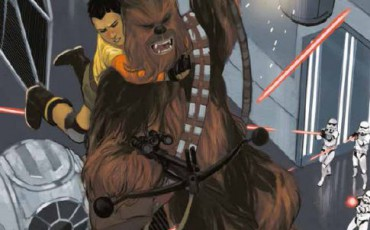 Star Wars: Chewbacca | © Panini