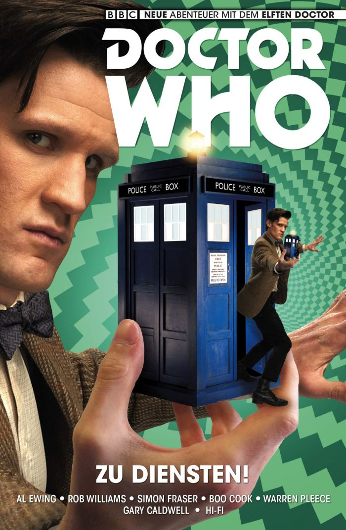 Doctor Who: Der elfte Doctor 2 – Zu Diensten