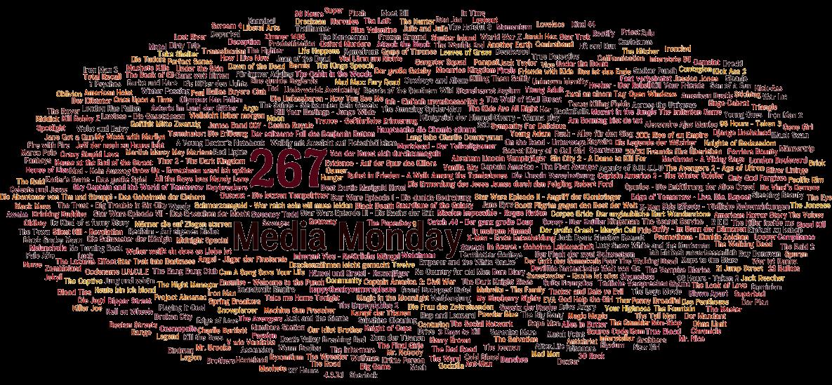 Media Monday #267