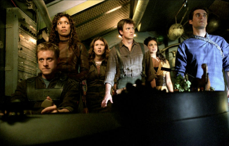 Szenenbild aus Serenity - Flucht in neue Welten | © Universal Pictures