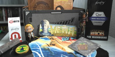 Firefly Cargo Crate Box #3