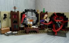 LEGO Doctor Strange und sein Sanctum Sanctorum