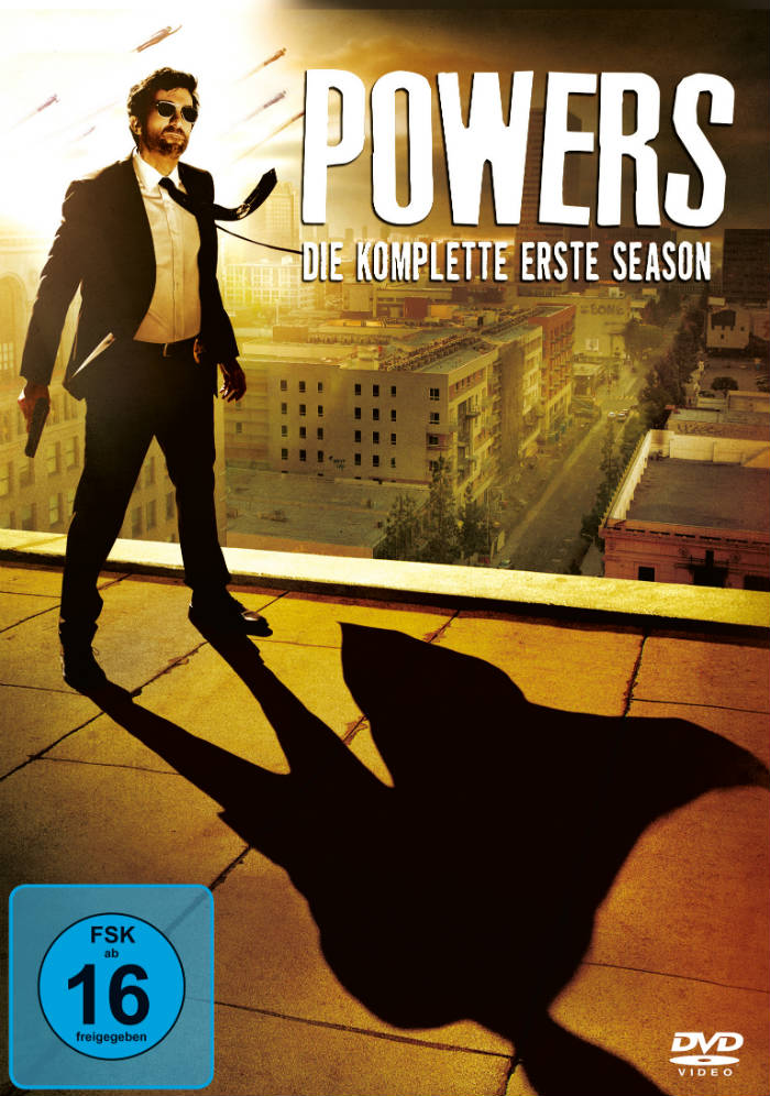 Powers | © Sony Pictures Home Entertainment Inc.