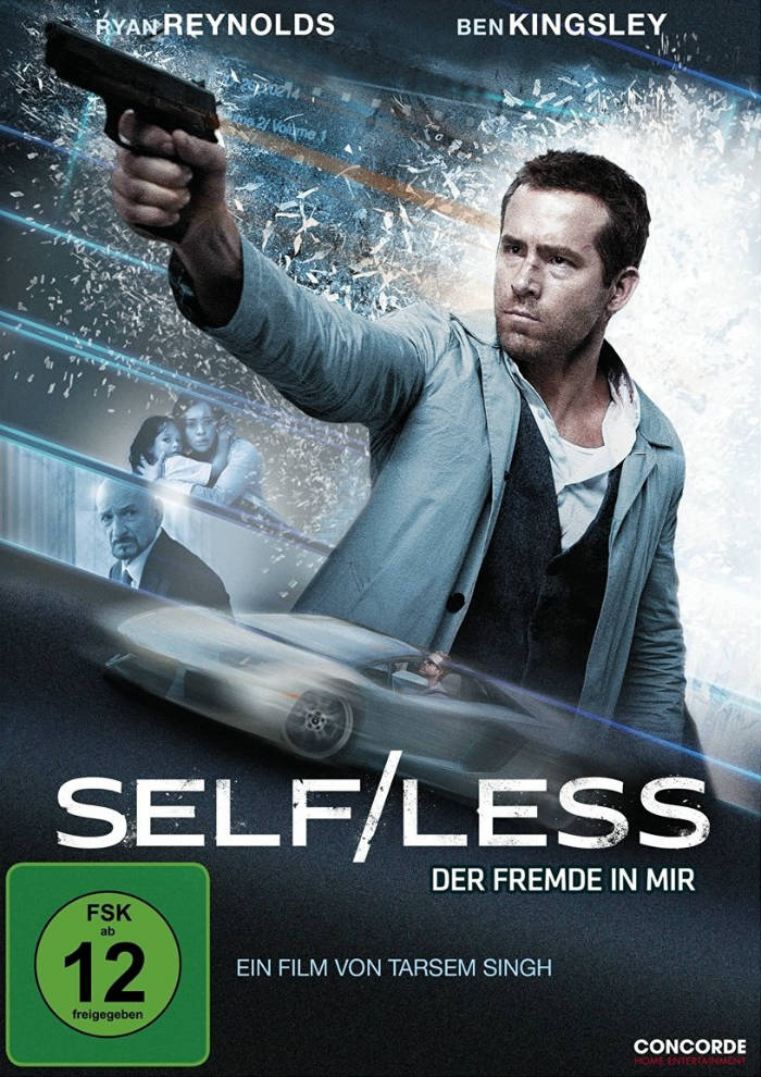 Self/less - Der Fremde in mir | © Concorde Video