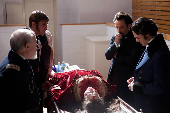 Szenenbild aus The Raven - Prophet des Teufels | © Universum Film