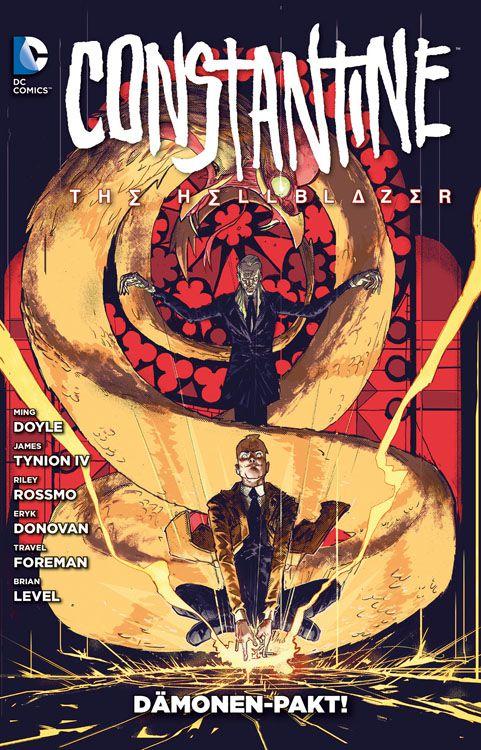 Constantine: The Hellblazer 2 – Dämonen-Pakt | © Panini