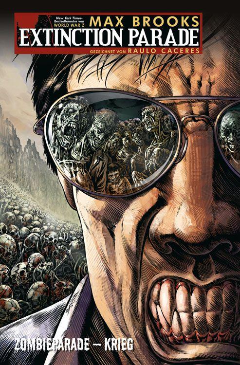 Extinction Parade 2: Zombieparade - Krieg | © Panini