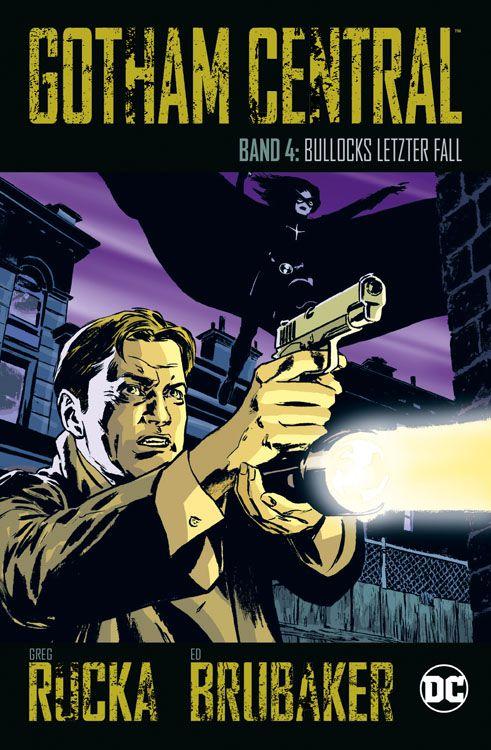 Gotham Central 4: Bullocks letzter Fall | © Panini
