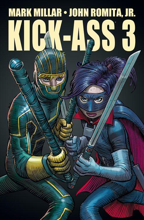 Kick-Ass 3 | © Panini