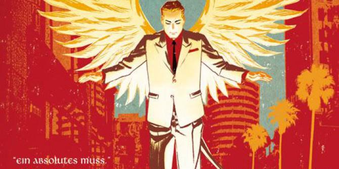 Lucifer 1 - Mein Wille geschehe   © Panini