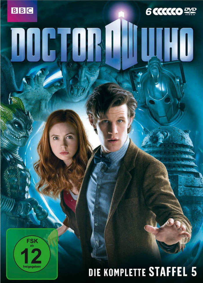 Doctor Who | Staffel 5