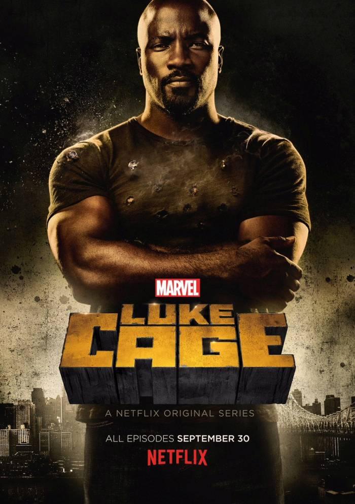 Luke Cage | © Netflix