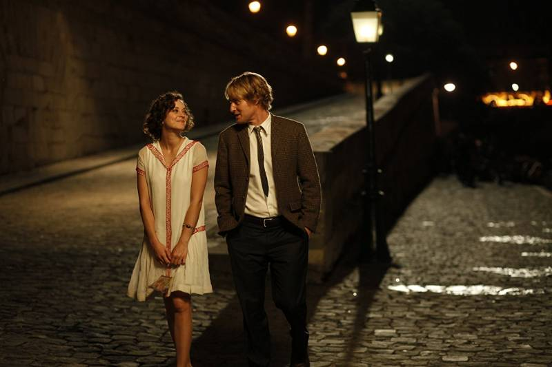 Szenenbild aus Midnight in Paris | © Concorde Video