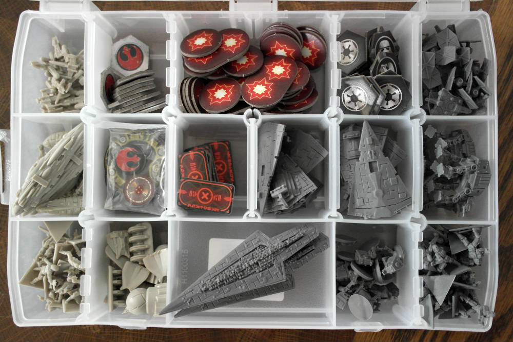 Star Wars Rebellion | © Heidelberger Spieleverlag