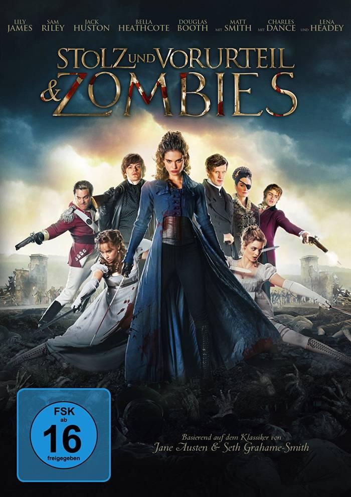 Stolz und Vorurteil und Zombies | © Universum Film