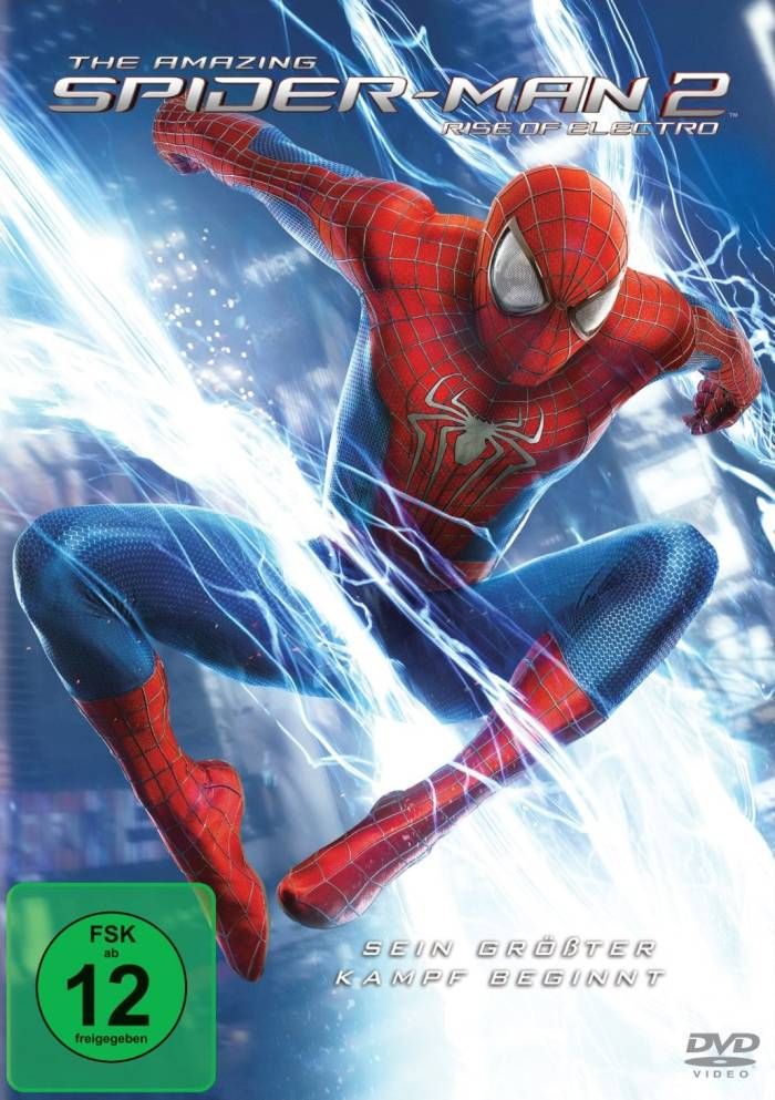 The Amazing Spider-Man 2: Rise of Electro | © Sony Pictures Home Entertainment Inc.