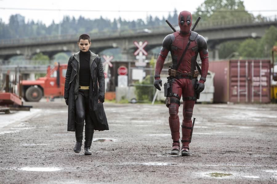 Szenenbild aus Deadpool | © Twentieth Century Fox