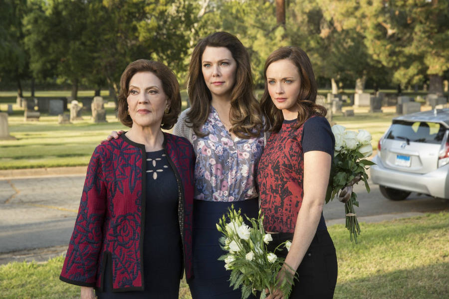Szenenbild aus Gilmore Girls: Ein neues Jahr | © Netflix