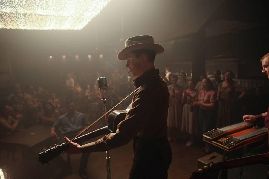 Szenenbild aus I Saw the Light   © Sony Pictures Home Entertainment Inc.