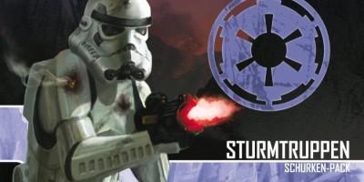 Star Wars: Imperial Assault - Sturmtruppen Schurken-Pack | © Heidelberger Spieleverlag