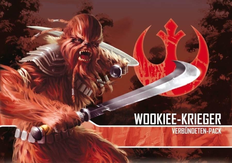 Star Wars: Imperial Assault - Wookiee-Krieger Verbündeten-Pack | © Heidelberger Spieleverlag