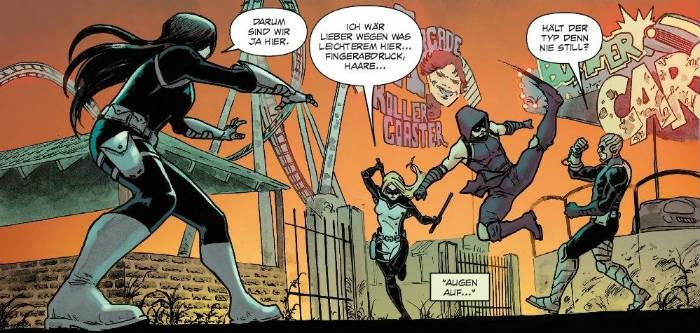 Ausschnitt aus Agents of S.H.I.E.L.D. 1: Die Coulson-Protokolle | © Panini