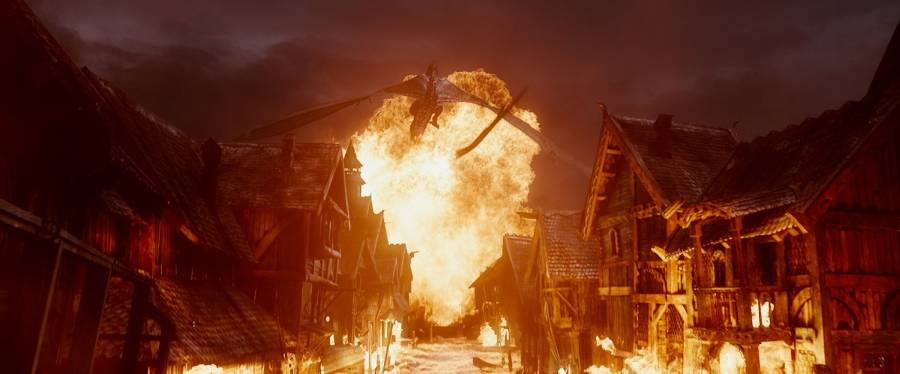 Szenenbild aus Der Hobbit: Die Schlacht der fünf Heere | © Warner Home Video