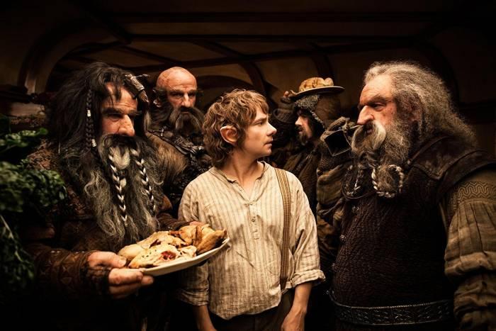 Szenenbild aus Der Hobbit: Eine unerwartete Reise | © Warner Home Video