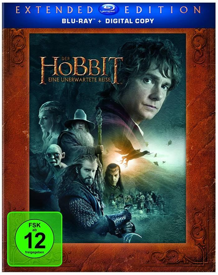 Der Hobbit: Eine unerwartete Reise   © Warner Home Video